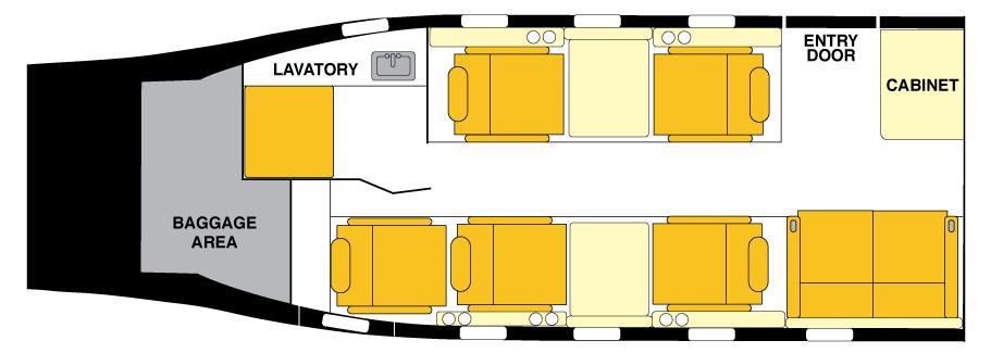 Lear-55-Floorplan