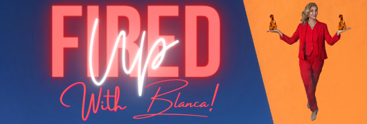 Fired Up! With Blanca: 95.9/106.9 FM Palm Beach (Radio Show)