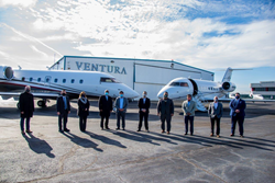 Ventura Air Services Makes Major Investment in Jet Fleet Due to Increased Demand for Private Charter Flights